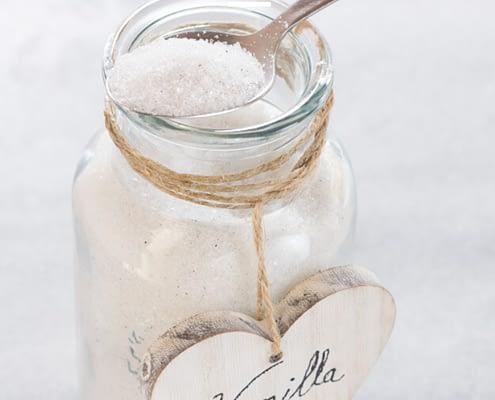 DIY flavored sugar