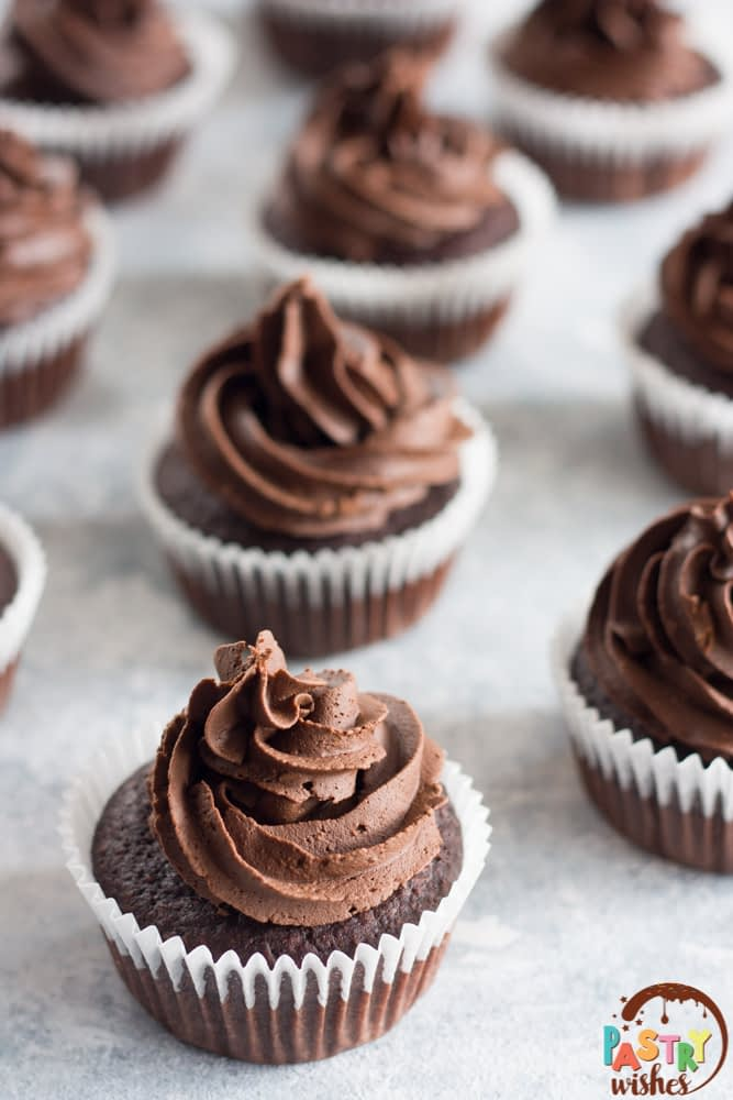 Sugar Free Chocolate Cupcakes
