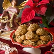 Greek Christmas Cookies