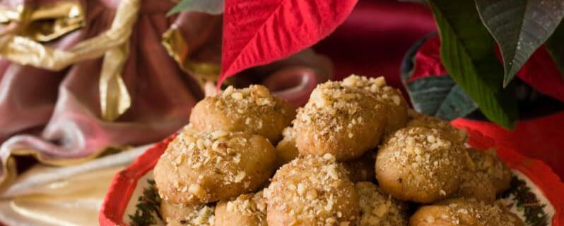 Greek Christmas Cookies