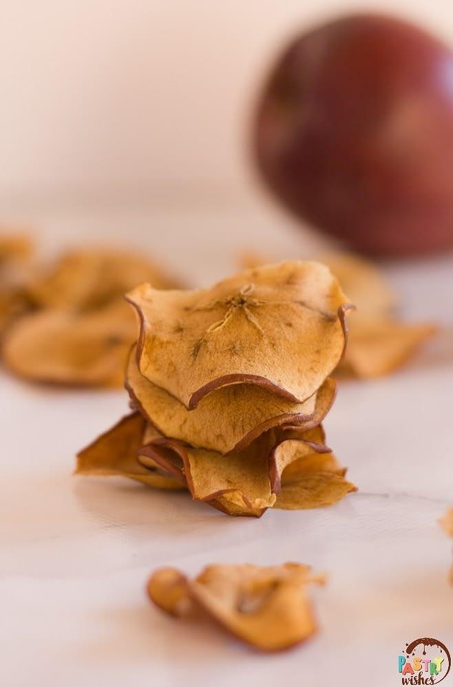Easy Apple Chips
